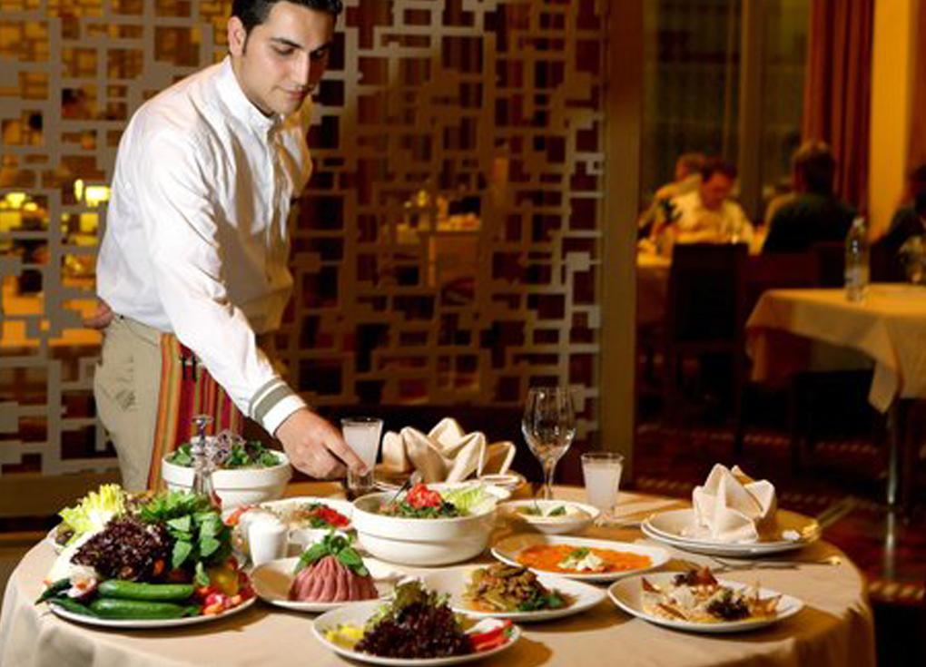 أهم المطاعم العربية في لندن