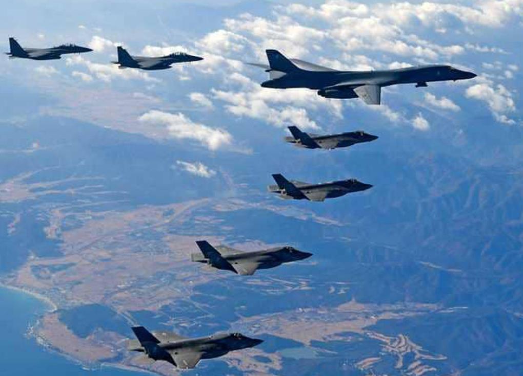 بريطانيا أرسلت مقاتلات لاعتراض طائرات روسية