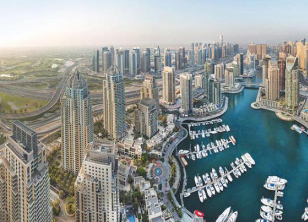 شركة إماراتية تعرض: اشتري عقاراً في دبي واحصل على تأشيرة أوروبا