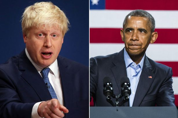 ما قصة جونسون مع أوباما ولماذا منع الخمر في لندن؟