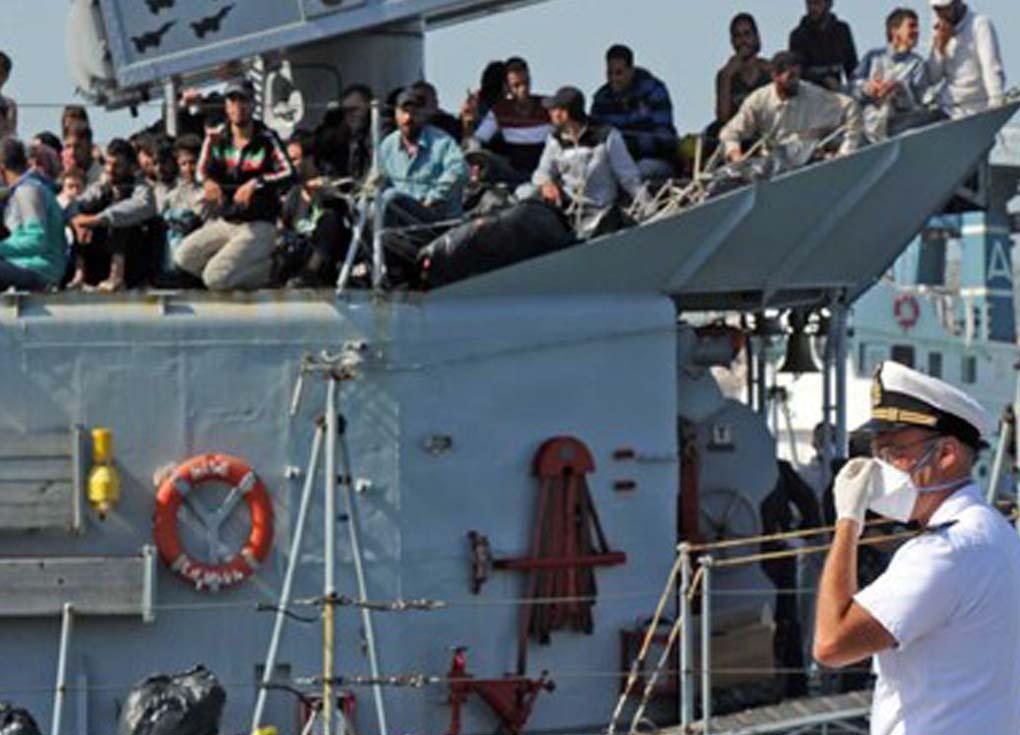 إيطاليا تغلق أكبر مركز لاستقبال اللاجئين في أوروبا