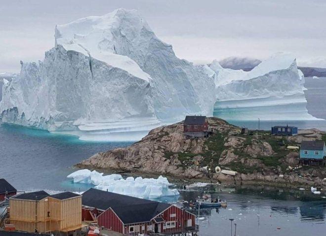 بسبب الحرارة.. ذوبان 197 مليار طن من جليد جرينلاند الدنماركية
