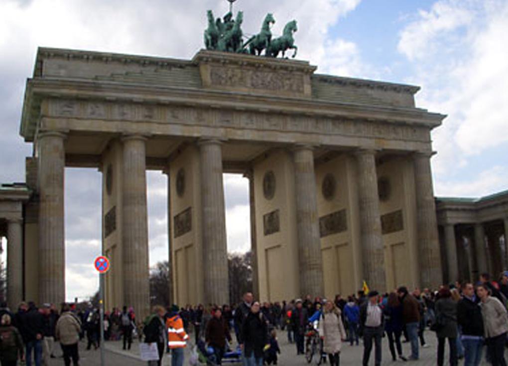 إصابة رجلين بإطلاق نار في برلين