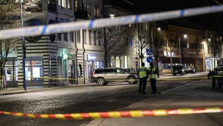 إصابة 8 أشخاص في حادث طعن بالسويد