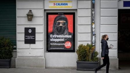 سويسرا.. استفتاء لحظر البرقع