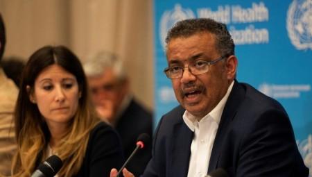عاجل.. مدير منظمة الصحة العالمية: فيروس كورونا يشكل تهديدا خطيرا جدا للعالم