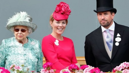 متاعب جديدة للأسرة الملكية.. انفصال الحفيد الأكبر للملكة إليزابيث عن زوجته