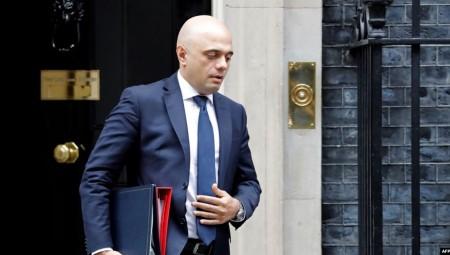 بريطانيا .. استقالة وزير المالية ساجد جاويد