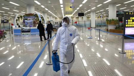 عاجل .. الولايات المتحدة تجري تحاليل كورونا لمن تظهر عليهم أعراض الإنفلونزا