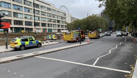 شرطة لندن تتعامل مع إنذار أمني من مستشفى سان توماس