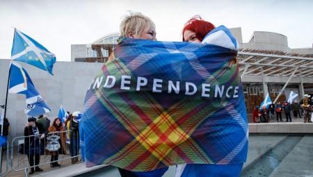 استطلاع: 58% يؤيدون استقلال اسكتلندا