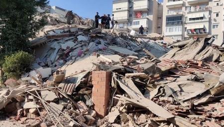 زلزال ثان بقوة 5,1 درجة يضرب سواحل تركيا