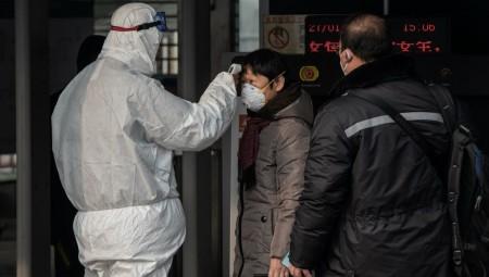 بريطانيا تثبت كاميرات حرارية في أحد مطاراتها للكشف عن الحالات المشتبه إصابتها بكورونا