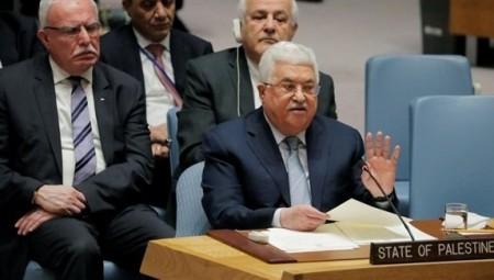 صفقة القرن.. عباس يعرض بمجلس الأمن مشروع قرار ضد خطة ترامب