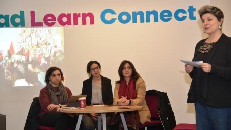 أمسية أدبية ليبية بمكتبةN4بالتزامن مع اليوم العالمي للمرأة