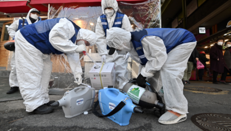 النمسا.. عزل مؤسسة تعليمية للاشتباه في إصابة أحد أفرادها بفيروس كورونا