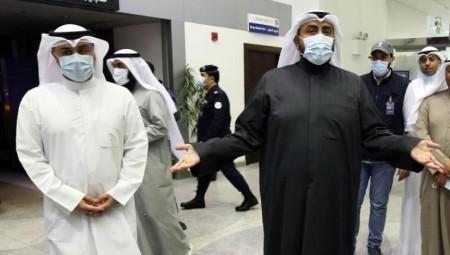 وزارة الصحة الكويتية: ارتفاع عدد المصابين بفيروس كورونا إلى 43 شخصا