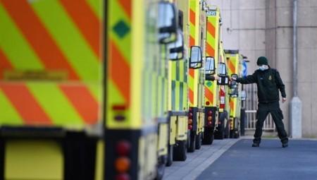 تقرير مسرب: مستشفيات لندن قد يتجاوزها الوضع بعد أسبوعين