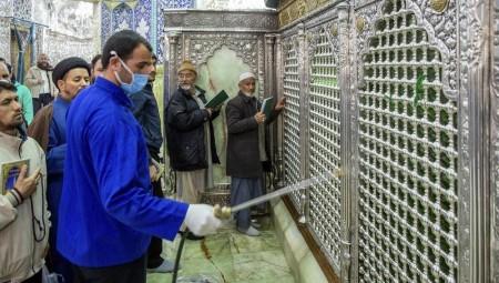عاجل.. روحاني يتهم الولايات المتحدة بإشاعة الخوف بشأن فيروس كورونا