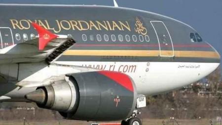 كورونا .. الخطوط الأردنية تعلق رحلاتها إلى إيطاليا