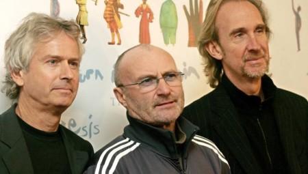 فرقة جنيسيس تجتمع مجددا للقيام بجولة في بريطانيا