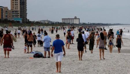 أسوأ انتهاك للإغلاق.. نصف مليون بريطاني تدفقوا على شاطئ دوريست