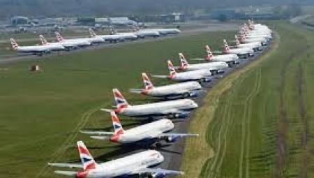 الخطوط الجوية البريطانية تتوصل لاتفاق مع طواقمها بشأن تخفيض الأجور