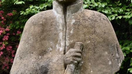 تحطيم تمثال رئيس إثيوبي في لندن