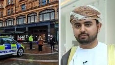 بريطاني متهم بقتل طالب عماني في لندن