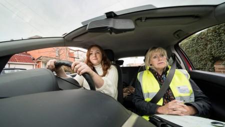 قرار باستئناف اختبارات القيادة ضمن شروط صحية محددة