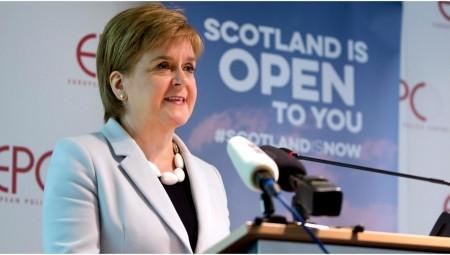 عاجل.. رئيسة وزراء إسكتلندا: سنعمل على إجراء استفتاء جديد للاستقلال عن بريطانيا