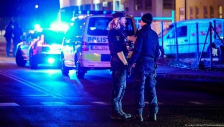 إصابة 5 أشخاص بإطلاق نار في هلسينغبورغ بجنوب السويد