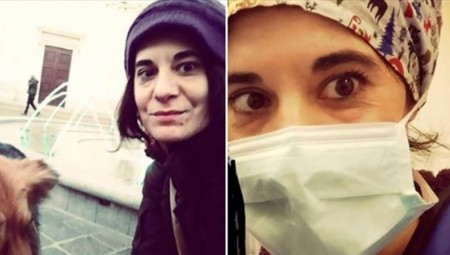 انتحار ممرضة إيطالية تعالج مصابي كورونا..