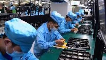 المصانع الصينية تحقق أعلى قفزة لها منذ 2011