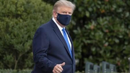ترامب لم يخرج بعد من مرحلة الخطر والفريق الطبي متفائل بحذر