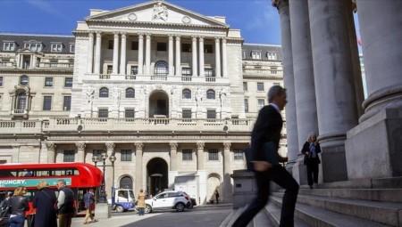 بنك إنجلترا يبقي على سعر الفائدة الرئيسي دون تغيير