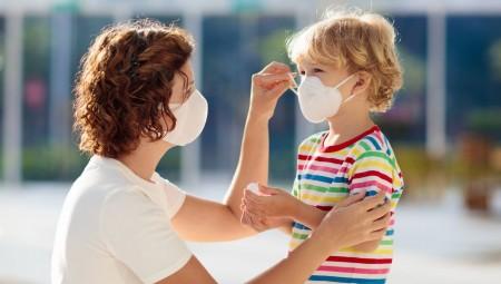 دراسة أوروبية: كوفيد-19 لم ينل من الأطفال إلا نادرا جدا