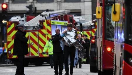 عاجل.. مقتل مشتبه به وإصابة ستة أشخاص في حادثة طعن في غلاسكو