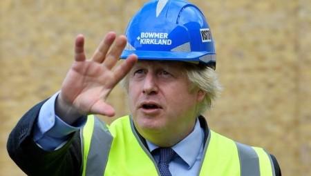 جونسون يعلن اليوم خطته لإنعاش اقتصاد بريطانيا