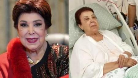 وفاة الممثلة المصرية رجاء الجداوي بمضاعفات كورونا
