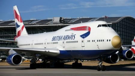 بريتش إيرويز تسحب طائرات بوينغ 747 من أسطولها