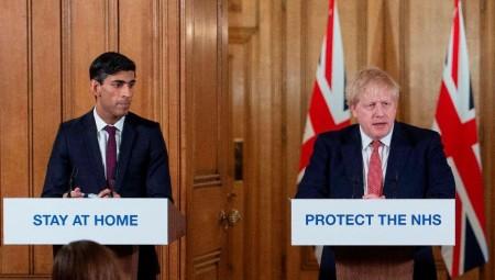 بريطانيا .. الاقتراض الحكومي يققز إلى 128 مليار جنيه إسترليني في 3 أشهر