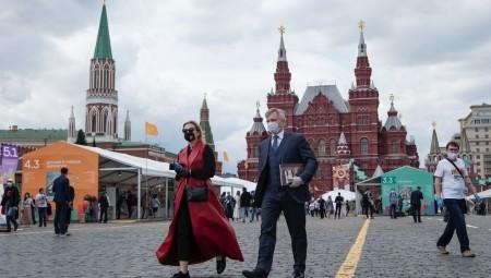 غالبية الروس المصابين يكورونا يتعافون دون علاج جدي