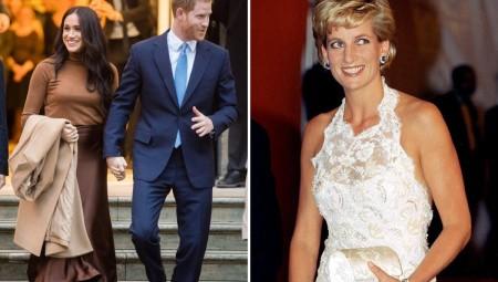 ستكون الأميرة ديانا حاضرة بصفقة هاري و ميغان مع نيتفلكس