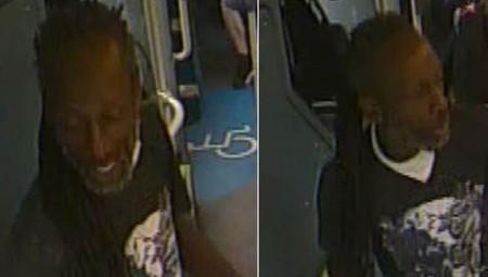 شرطة العاصمة تنشر صورا لرجل هدد ركاب إحدى الحافلات طالبة المساعدة