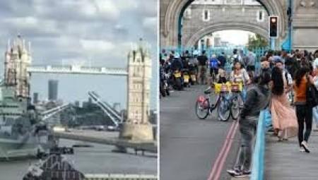 لندن.. عطل في جسر تاوير بريدج يتسبب بأزمة سير خانقة