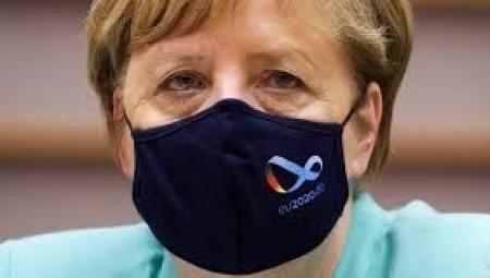عاجل .. ميركل قلقة من الارتفاع الحاد في عدد الإصابات بفيروس كورونا