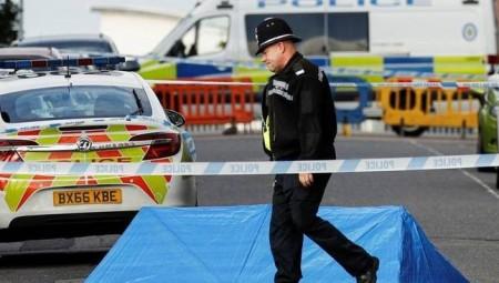 حادثة برمنغهام.. الشرطة البريطانية تعلن سقوط قتيل وجريحين (فيديو تلغراف)