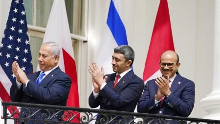 عاجل .. نتانياهو يعتبر أن الاتفاقين يمكن أن يضعا حدا للنزاع الإسرائيلي-العربي