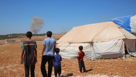 لندن تعيد طفلا بريطانيا من سوريا